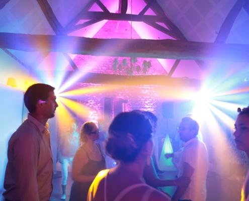 ambiance lumiere sonozikloc ecuries de bayencourt