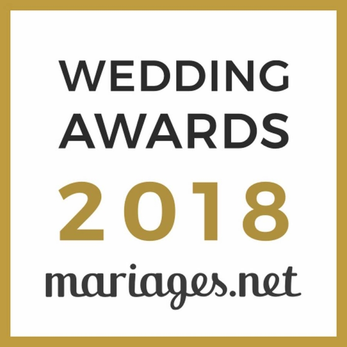 Mariages net wedding awards 2018