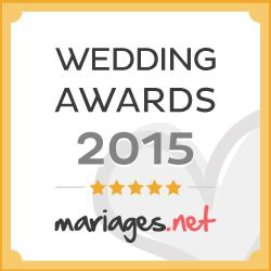 Mariages DJ awards 2015