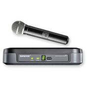 micro sans fil shure