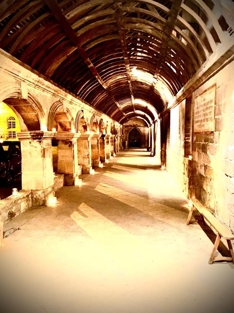 abbaye royale du moncel - mariage sonozikloc