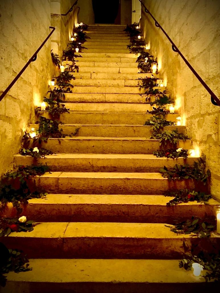 abbaye royale du moncel etage